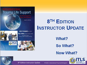 ITLS 8th Edition Instructor Update