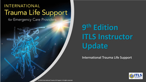 9th Edition ITLS Instructor Update